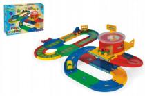 Garáž+dráha Kid Cars přestupní stanice 5m 12m+ Wader