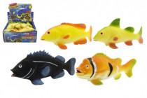 Ryba 20cm plast - mix variant či barev