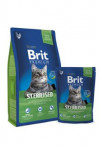 Brit Premium Cat Sterilized 1,5 kg
