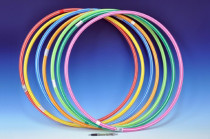 Obruč Hula Hop 60cm - mix barev