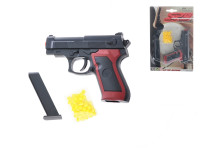 Pistole na kuličky 11 cm s kuličkami
