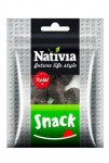 Nativia Dog pochoutka RAW SNACK 50g