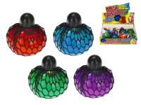 Míček síťkový stretch 6 cm - mix barev