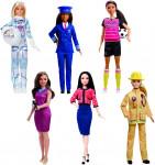 Barbie povolání 60. výročí - mix variant či barev