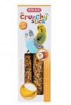 Crunchy Stick Parakeet Proso/Banán 2ks Zolux