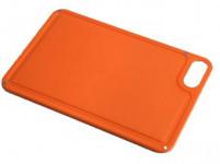 prkénko 34x23cm protiskluzové plastové - mix barev