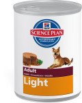 Hill's Science Plan Canine  konz. Adult Light 370 g