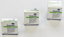Náplast Omnisilk - hypoalergenní fixační 2,5cm/5m