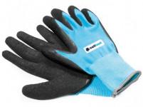 rukavice zahradní polyester/latex vel.8/M CELLFAST