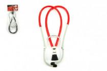 Stetoskop doktor/lékař plast 26cm
