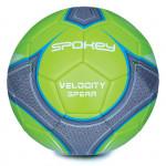 Spokey Velocity Spear fotbalový míč zelený vel. 5