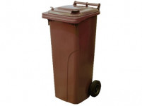nádoba na odpadky 120l plastová, HN