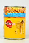 Pedigree konz. Junior - drůbež 400 g