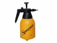 Rozprašovač SPRAYER tlakový žlutý 1,5l