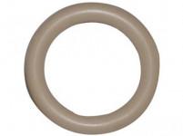 kruh plastový, BÉŽ 125.02 (10ks)