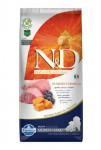 N&D Grain Free Dog Puppy M/L Pumpkin Lamb & Blueberry 12 kg