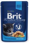 Brit Premium Cat kaps. -Gravy Chicken Chunks for Kitten 100 g