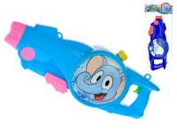 Vodní pistole se zvířátkem 48 cm - mix barev