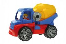 Auto Truxx s figurkou domíchávač plast 29cm 24m+