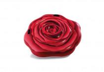 Matrace nafukovací Rudá růže