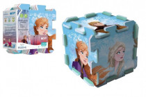 Pěnové puzzle Ledové království II/Frozen II 118x60cm