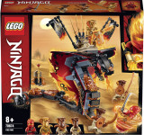 Lego Ninjago 70674 Ohnivý tesák