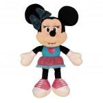 Plyšová Minnie v šatech 25 cm
