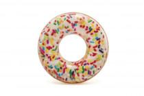 Nafukovací kruh donut s posypem 1,14m