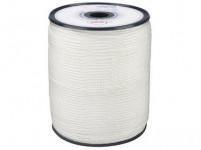 šňůra PPV bez duše 6mm barevná pletená (100m)