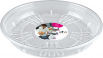 Elho miska Uni-Saucer - transparent 37 cm