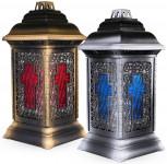 Svíčka sklo Lucerna kříž - 250 g (LWZ21713)