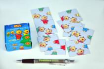 Hlavolam Puzzle Míša 9 kartiček