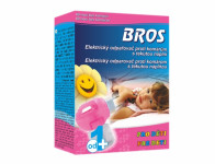 Odpařovač BROS elektrický pro děti proti komárům 60 nocí