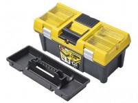"""kufr na nářadí 20"""" STUFF SEMI PROFI CARBO 525x256x246mm"""