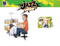 Bubny Jazz drum sada