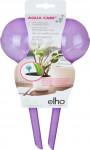 Elho zavlažovací baňka Aqua Care - eggplant 0,5l - 2 ks