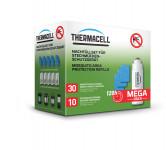 Thermacell R-10 - náhradní náplně na 120 hodin (30xpolšt.,10xbombička) - VÝPRODEJ