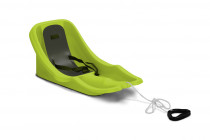 Baby rider mystic zelená s černou sedačkou