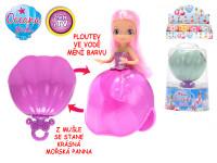 Oceana girls 8 cm měnící barvu - mix variant či barev