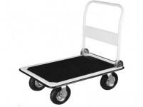 vozík plošinový 915x615x915mm, kola 200mm naf., nosn.300kg
