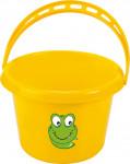 Dětský kyblík plastový žlutý Stocker