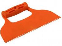 stěrka plastová zuby 6x6mm