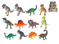 Dinosaurus 16-22 cm stojící - mix variant či barev
