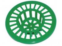 lapač nečistot pr.6,5cm plastový (50ks) - mix barev