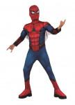 Spiderman Far from Home: verze B Deluxe kostým - vel.S - VÝPRODEJ