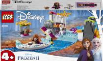 Lego Disney Princess Anna a výprava na kánoi