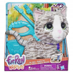 Hasbro Fur Real Friends Walkalots velká kočka