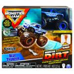 Monster jam základní sada s tekutým pískem