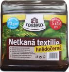 Neotex Rosteto - hnědočerný 70g šíře 5 x 1,6 m