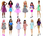 Barbie modelka - mix variant či barev